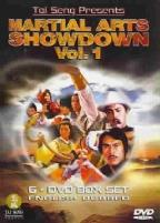 Martial Arts Showdown Vol 1