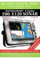 Raymarine E Series: E80 and E120 Sonar