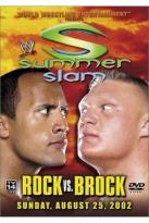 WWE - Summerslam: Rock vs. Brock