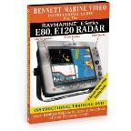Raymarine E Series: E80 and E120 Radar