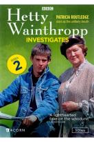 Hetty Wainthropp Investigates - The Complete Second Series