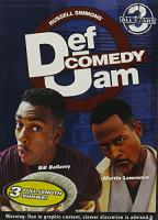Def Comedy Jam: All Stars Vol. 3