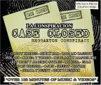 Conspiracion, La - Case Closed: Reggaeton Conspiracy CD/DVD