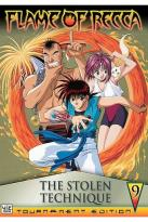 Flame Of Recca - Vol. 9: The Stolen Technique