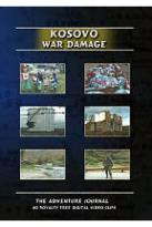 Kosovo War Damage Royalty Free Stock Footage