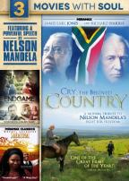 3 Movies with Soul: Endgame/Sarafina!/Cry, the Beloved Country