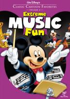 Walt Disney's Classic Cartoon Favorites - Volume 6: Extreme Music Fun