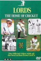 Lord's The Home Of Cricket