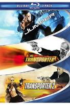Action 3-Pack: Transporter/Transporter 2/Jumper