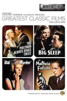 TCM Greatest Classic Films: Murder Mysteries