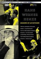 Henze - Composers of Our Time: Memoirs Of An Outsider