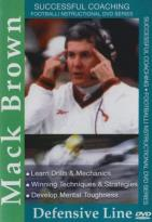 Successful Coaching Football Instructional Series: Mack Brown - Defensive Line