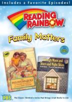 Reading Rainbow - Family Matters