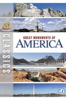 History Classics: Great Monuments of America