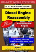 Diesel Engine Reassembly