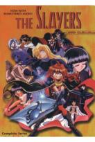 Slayers - DVD Collection