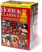 Horror Classics Collection 6-Pack