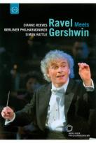 Dianne Reeves/Berliner Philharmoniker/Simon Rattle: Ravel Meets Gershwin