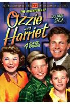 Adventures of Ozzie & Harriet, Vol. 20