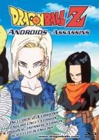 Dragon Ball Z - Androids: Assassins