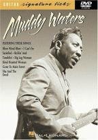 Muddy Waters: Guitar Signature Licks