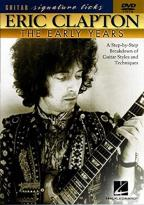 Eric Clapton - The Early Years