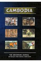 Cambodia Royalty Free Stock Footage