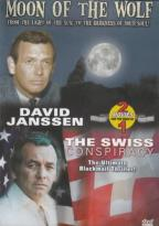 Moon Of The Wolf/The Swiss Conspiracy