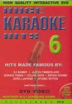 Karaoke Vol. 6 - Huge Karaoke Hits