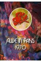 Soft Machine - Alive in Paris 1970