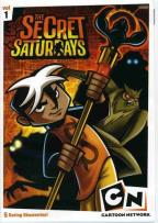 Cartoon Network: Secret Saturdays - Volume One