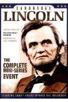 Sandburg's Lincoln - The Complete Mini-Series Event