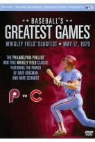 MLB: Baseball's Greatest Games - 1979 Wrigley Field Slugfest