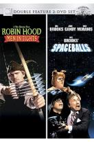Robin Hood: Men in Tights/Spaceballs: The Movie