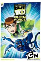Ben 10 Alien Force - Season One, Volume Two
