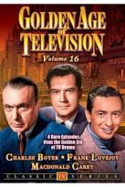 Golden Age of Television, Vol. 16