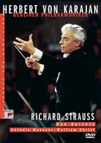 Herbert Von Karajan and the Berlin Philharmonic - Richard Strauss: Don Quixote