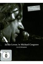 Jackie Levin and Michael Cosgrave: Live at Rockpalast