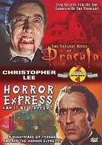 Satanic Rites Of Dracula/Horror Express