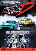 Need For Speed: Formula Drift 2005 Champ