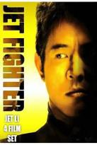 Jet Fighter Collection: Jet Li 4-Film Set