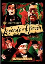 Hollywood's Legends of Horror Collection