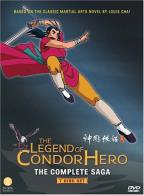 Legend of Condor Hero - The Complete Saga