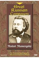 Great Russian Composers: Modest Mussorgsky