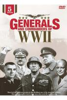 Generals & Commanders Of World War II