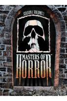 Masters of Horror - Season 1 - Volume 2