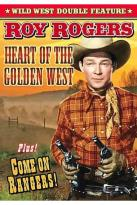 Roy Rogers Double Feature: Heart Of The Golden West/Come On Rangers