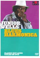 Junior Wells Teaches Blues Harmonica