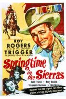 Roy Rogers SD-Springtime in the Sierra's/Chevy Show