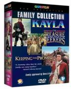 Family Collection: Kayla, The Treasure Seekers, & Keeping the Promise - 3 Pack